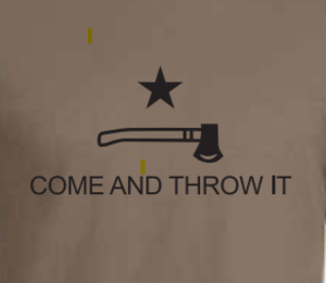 Come and Throw It Tee